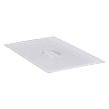 Cambro 10PPCH190 - Food Pan Cover, Full Size, Translucent (Case of 6)