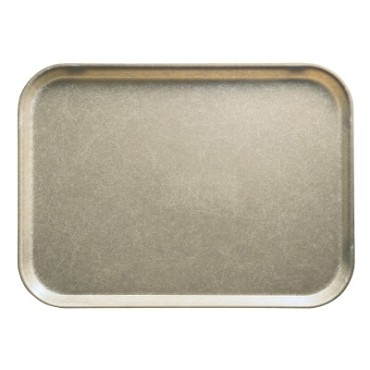 Cambro 1014FF104 - Fast Food Tray, Textured, Desert Tan (Case of 24)