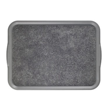 Cambro 1520VCRST381 - Room Service Tray, Pearl Gray (Case of 12)