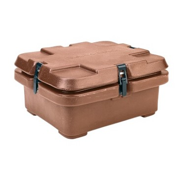 Cambro 240MPC157 - Insulated Food Carrier, Coffee Beige