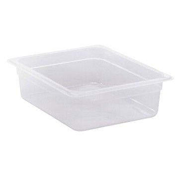Cambro 24PP190 - Food Pan, 1/2 Size, Translucent