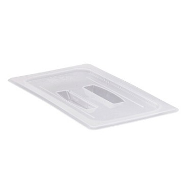 Cambro 30PPCH190 - Food Pan Cover, 1/3 Size, Translucent (Case of 6)