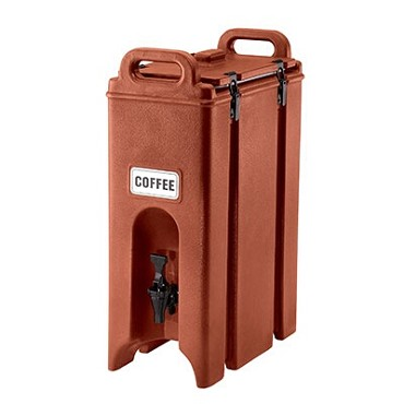 Cambro 500LCD402 - Camtainer Beverage Carrier, Insulated, 4.75 Gallon