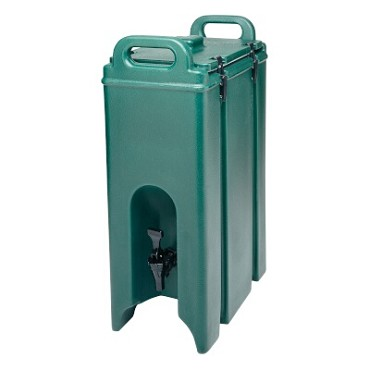 Cambro 500LCD519 - Camtainer Beverage Carrier, Insulated, 4.75 Gallon
