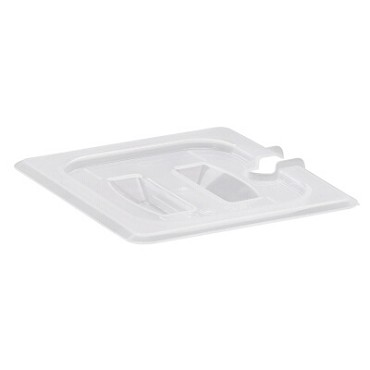 Cambro 60PPCHN190 - Food Pan Cover, 1/6 Size, Translucent (Case of 6)