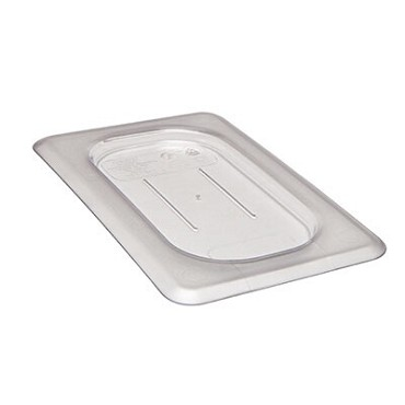 Cambro 90CWC135 - Camwear Food Pan Cover, 1/9 Size, Clear