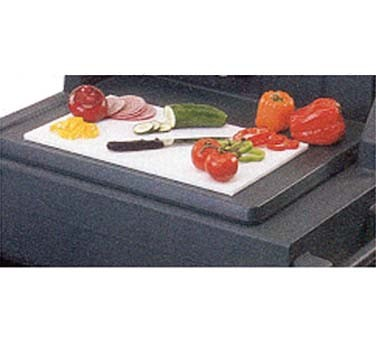 Cambro CB1220148 - Cutting Board white Polyethylene