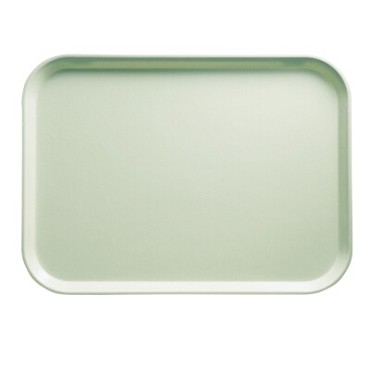 "Cambro 1418429 - Camtray, rectangular, 14"" x 18"", key lime, (Case of 12)"