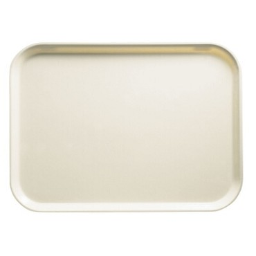 "Cambro 1520538 - Camtray, rectangular, 15"" x 20-1/4"", cottage white, (Case of 12)"
