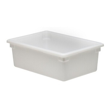 "Cambro 18269P148 - Food Storage Container, 18"" x 26"" x 9"", 13 gallon, natural white"