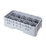 Cambro 10HC414151 - Cup Rack, Half Size, Soft Gray (Case of 5)