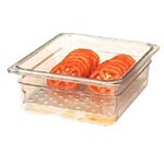 Cambro 15CLRCW135 - Colander, fits 1/1 Size Pans, Clear (Case of 6)