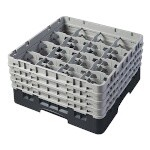 Cambro 16S800110 - Glass Rack with 4 Extenders (Case of 2)