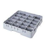 Cambro 20C258151 - Cup Rack, Full Size, Soft Gray (Case of 6)
