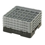 Cambro 25S800110 - Glass Rack with 4 Extenders (Case of 2)