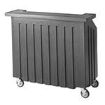Cambro BAR540131 - Portable Bar, 54 inch, Dark Brown