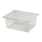 Cambro 25CLRCW135 - Colander, fits 1/2 Size Pans (Case of 6)
