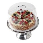 Cambro RD1200CW135 - Cake Cover, Rectangular , Clear