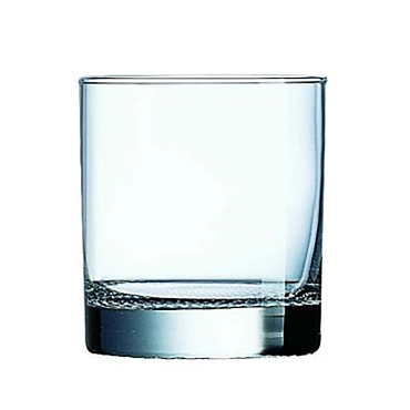 Cardinal 43745 - Room Tumbler Glass, 11 oz. (Case of 3 dozen)