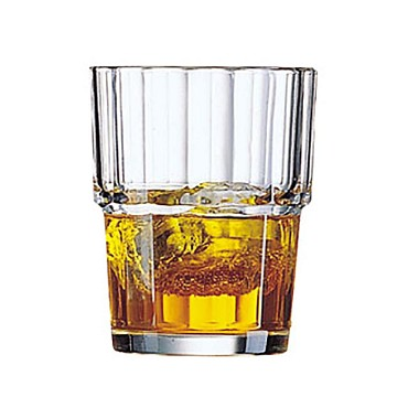 Cardinal 60024 - Old Fashioned Glass, 6-1/2 oz. (Case of 6 Dozen)