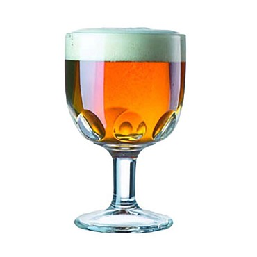 Cardinal C0673 - Goblet Glass, 10 oz. (Sold by Dozen)