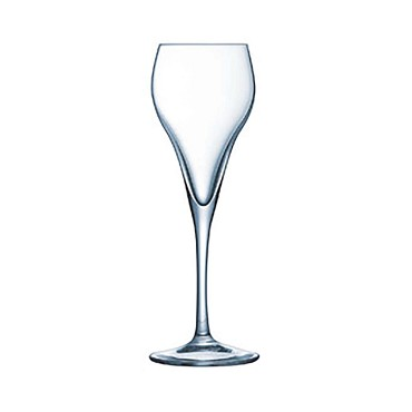Cardinal H8466 - Brio Flute Glass, 3 oz. (Case of 2 dozen)