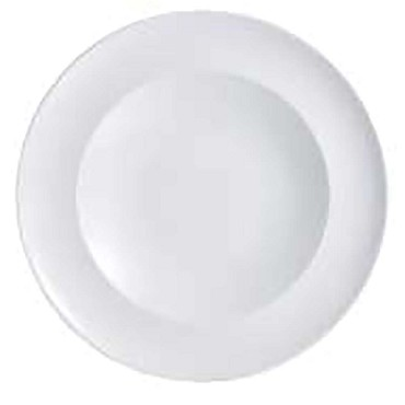 "Cardinal R0901 - Service Plate, 12-1/4"" dia. (Sold by Dozen)"