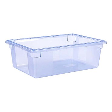 "Carlisle 10622C14 - Food Storage Box, 12-1/2 gallon, 26"" L x 18""W x 9""H, blue, (Case of 4)"