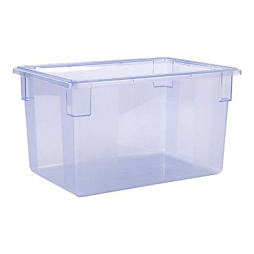 "Carlisle 10624C14 - Food Storage Box, 21-1/2 gallon, 26"" L x 18""W x 15""H, blue, (Case of 3)"