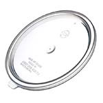 OVERSTOCK Carlisle 20230 - Food Container Cover Round 2/4 qt. Clear Lid