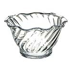 OVERSTOCK Carlisle 453007 - Dish Tulip 5 oz. Clear Pls (Case of 12)