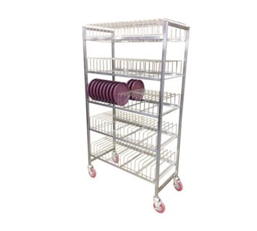 Carter-Hoffmann BSR270 - Induction Base Drying Rack; capacity 270 induction bases