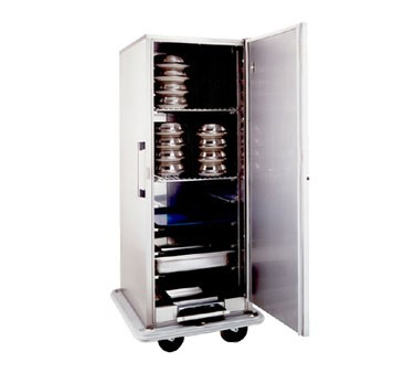 Carter-Hoffmann BB1824 - Banquet Cart, insulated, single door for pre-plated and/or bulk food