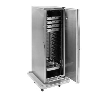 Carter-Hoffmann PH1200 - Heated Cabinet, mobile, (1) door