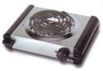 Boswell CB-7 - Single Burner Electric Range, 1000 watts