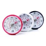 CDN AT120 - Stick'm Ups Thermometers, -40 to +120øF/-40 to +50øC; 1.75