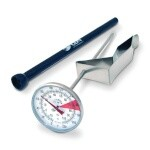 CDN IRTL220 - ProAccurate Insta-Read Frothing Thermometer, 7 In.