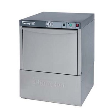 "Champion UL-130 - Low Temp Undercounter Dishwasher, 24""W x 25""D x 33-3/4""H"
