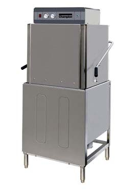 Champion DH-2000 (40-70) - High Temp Door-Type Dishwasher, 40°-70° F rise booster