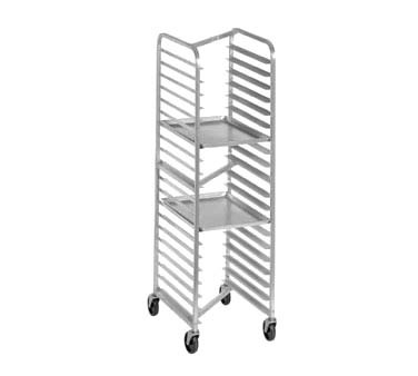 "Channel 402AN - Bun Pan Rack, nesting, 70-1/4"" H"