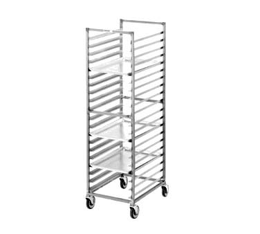 "Channel 405S - Bun Pan Rack, standard, 64"" H"