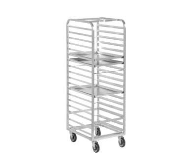 "Channel 406A - Bun Pan Rack, standard, 64"" H"