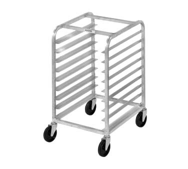"Channel 426S - Bun Pan Rack, Half Height, 36"" H"