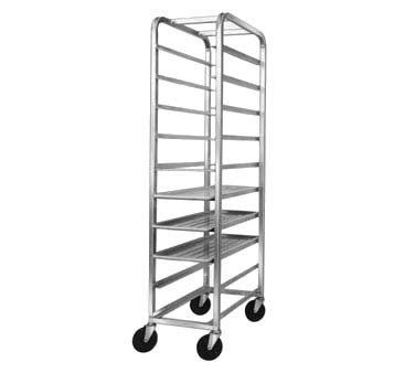 "Channel 518SP6 - Utility Platter Rack, mobile, 15-1/4""W x 26""D x 64"" H"