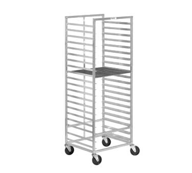 "Channel 547A - Donut Screen Rack, mobile, 25-1/2""W x 23-1/4""D x 70-3/8"" H"