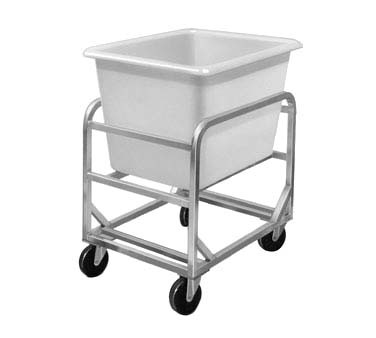 Channel 6ABC - Bulk Poly Cart, includes: (1) SL6 lug (6 Bushel), aluminum construction