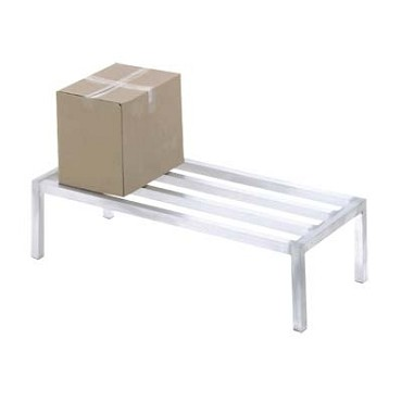 "Channel ADE2424 - Dunnage Rack, tubular, 12""H x 24""W x 24"" D"