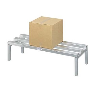 "Channel ADR2042 - Dunnage Rack, channel, 12""H x 42""W x 20"" D"
