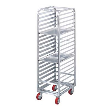 "Channel AXD1818 - Bun Pan Rack, mobile, 22""W x 26""D x 64"" H"
