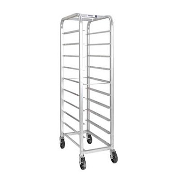 "Channel AXD519P - Utility Platter Rack, mobile, 15-3/4""W x 26""D x 70"" H"